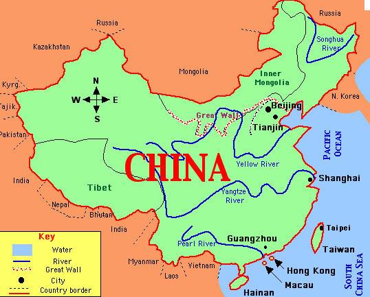 Fakta-fakta negara China yang perlu untuk diketahui!
