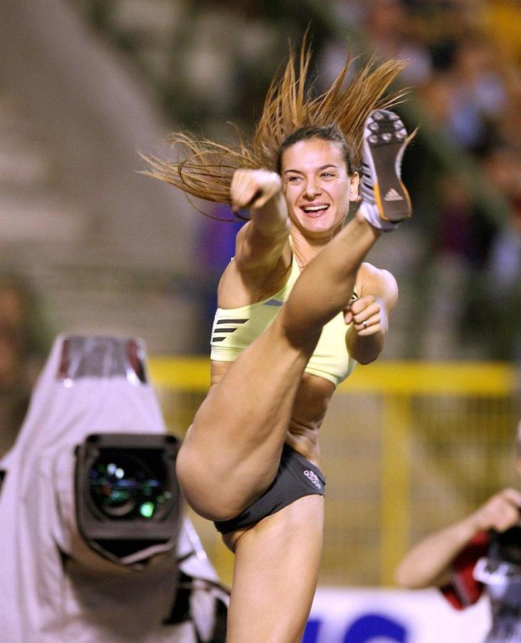 спорт откровенное фото