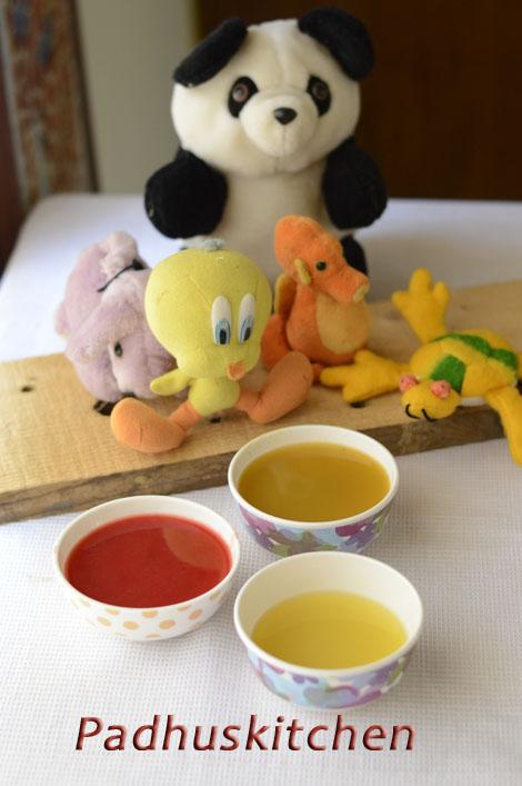 Vegetarian Soups Recipes For Babies