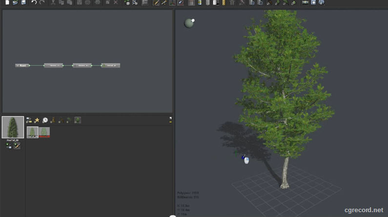 Plant Factory - Modeling from Components