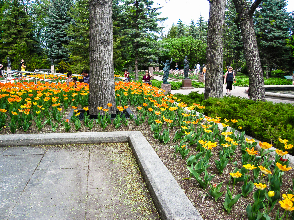 Assiniboine Park Nature Playground Hours