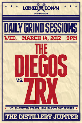 Daily Grind Sessions: The Diegos vs ZRX