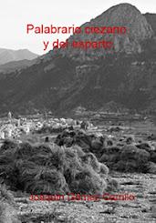 «Palabrario ciezano y del esparto» (2ª edic.)