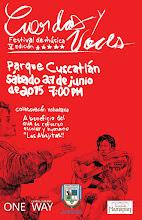 San Salvador: Concierto Cuerdas y Voces