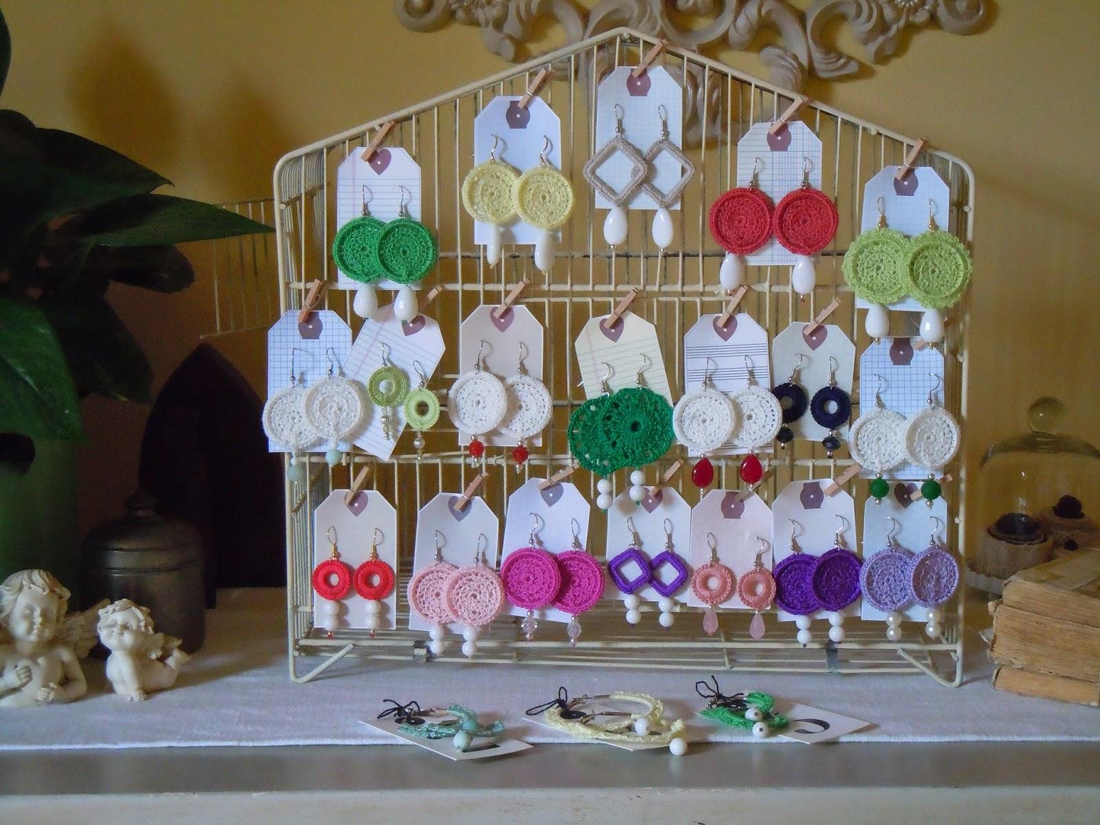 earring crochet