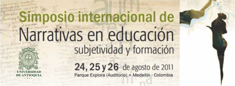 Simposio Internacional Narrativas en Educación