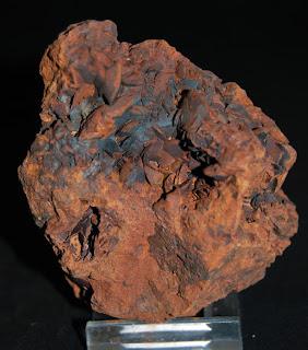 Mina de hierro en Ojos Negros, Teruel