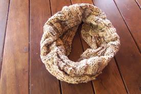 Cowl de tricot