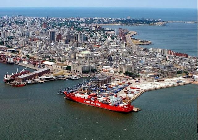 Puerto Montevideo, Uruguay