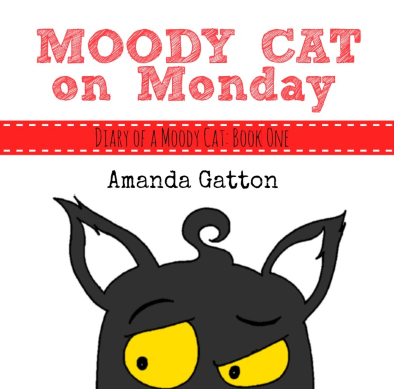 Moody Cat on Monday