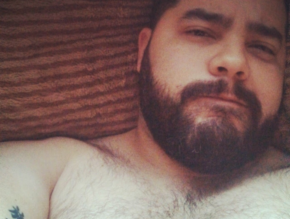 EL MUNDO BEAR-HAIRY
