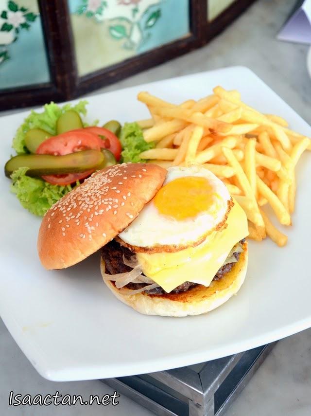 #2 American Burger