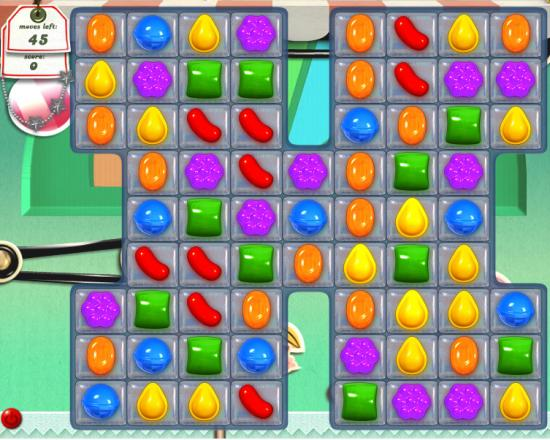 Facebook Game: Candy Crush Saga Review