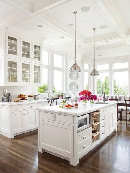 Country Style Chic: A Country Kitchen