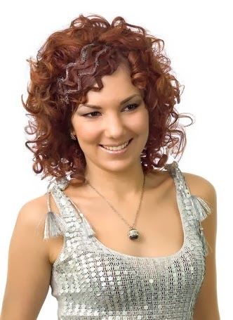 different hairstyles curly hair models 2014