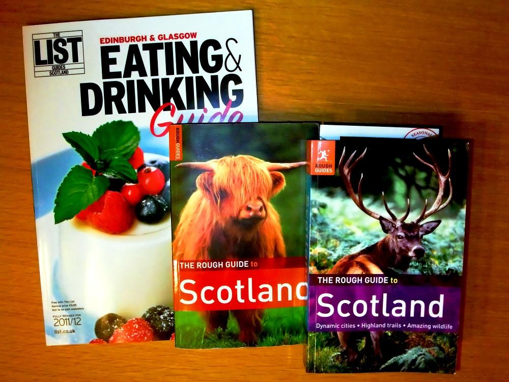 Viaje a la nada cual es la mejor gu a de escocia for Oficina de turismo de escocia