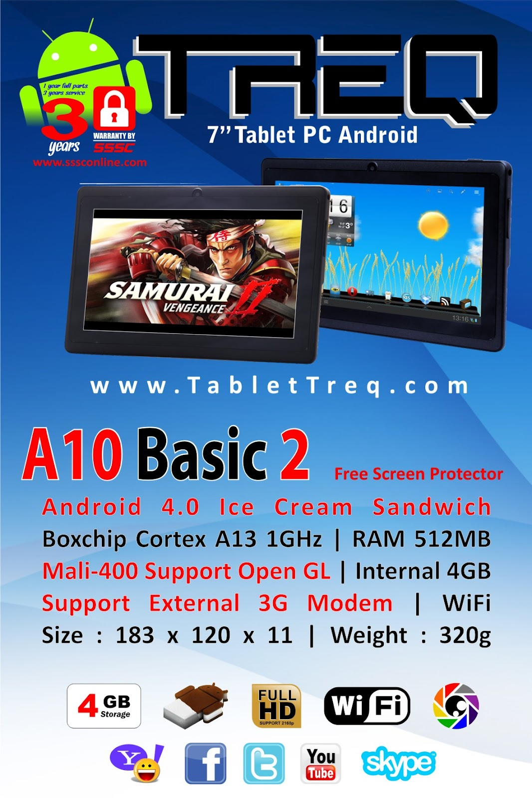 TREQ A10 BASIC 2