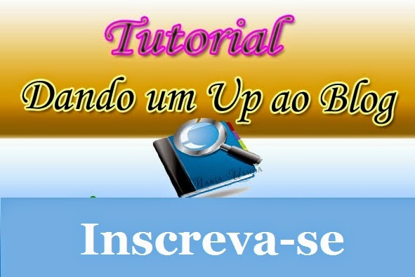 Tutorial - Canal do Youtube no Blogger