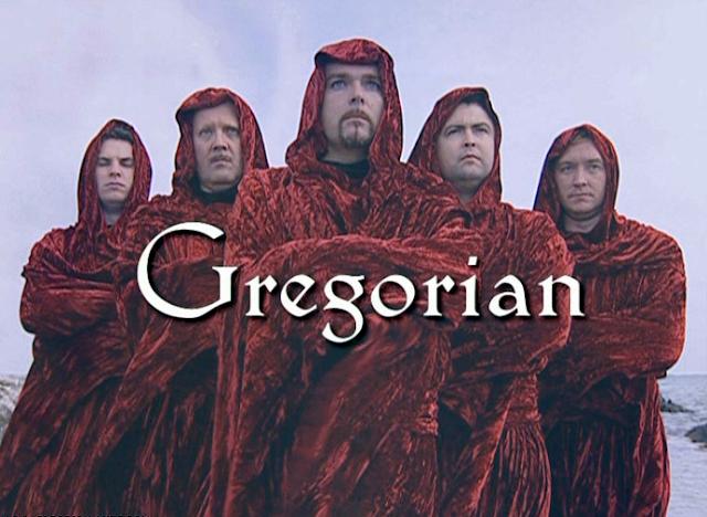 GREGORIAN The Dark Side Tour 2011 en Europa история музыкального коллектива и видеоконцерт