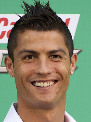 Cristiano Ronaldo Hairstyle 2012 Hairstyles Pictures