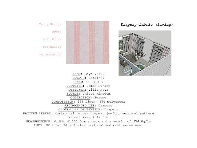 Curtain http://jamesdunloptextiles.com/product/53091-107/cayo-v3109-coral07