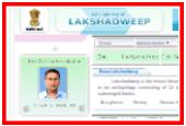 Lakshadweep Official Web
