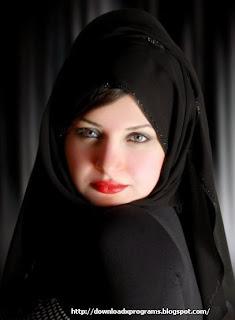 اجمل امراة محجبة في العالم 2013