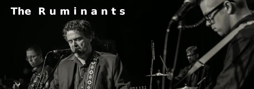 The Ruminants