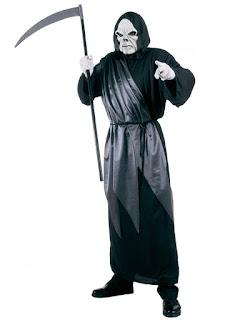 Døden Halloween Kostume