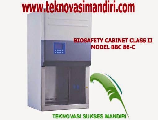 Biosafety Cabinet Class II Model BBC 86-C