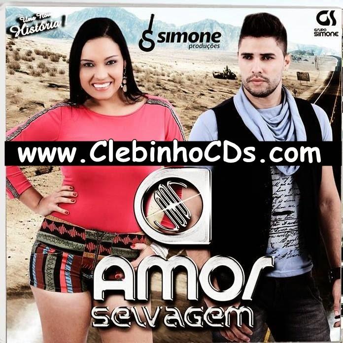 AMOR SELVAGEM CD UMA NOVA HISTÓRIA 2015