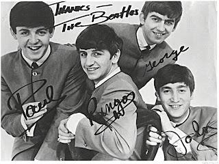 Boys - The Beatles