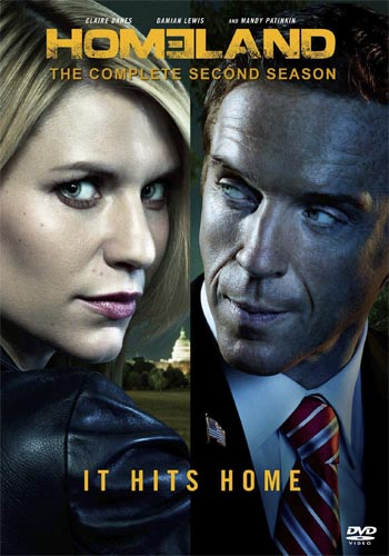 Homeland 2ª Temporada Torrent - BluRay 720p Dual Áudio (2013)