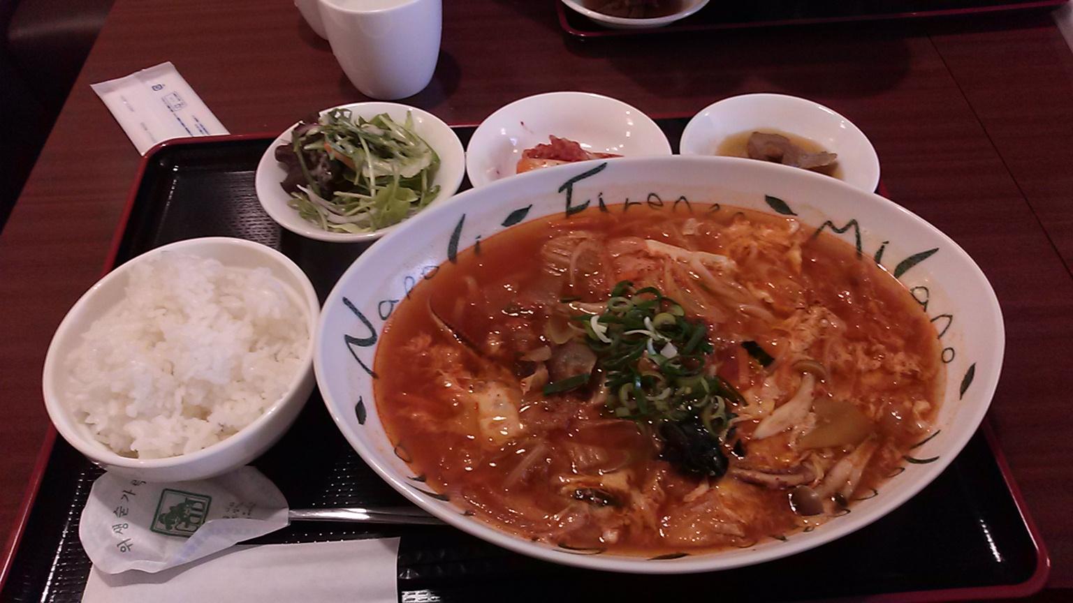 料理 新長田 韓国