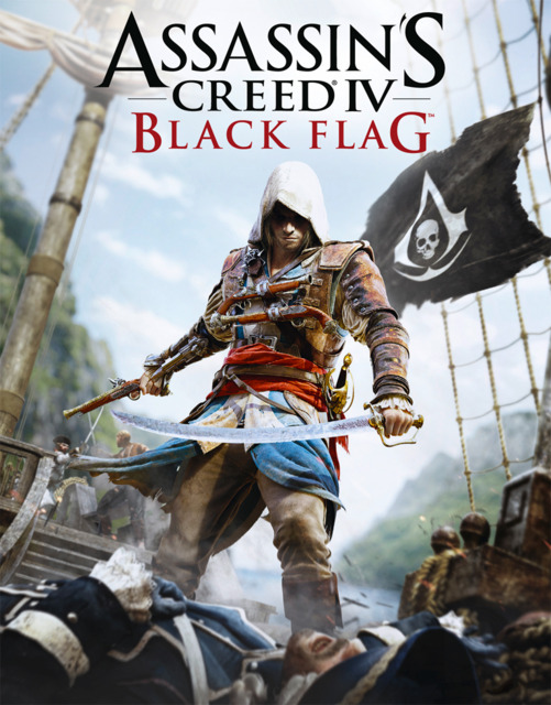 Assassin's Creed IV: Black Flag HD Cover