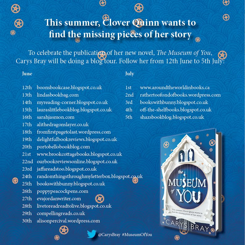 Museum of You Blog Tour