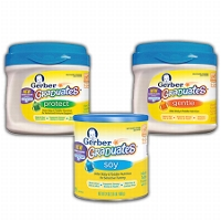 New Coupon:  $3/1 Gerber Graduates Formula