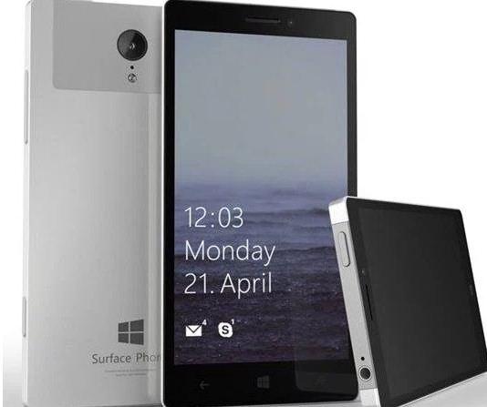 Inilah Bocoran Terbaru Spesifikasi Surface Phone