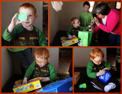 Toys For Spina Bifida : Mason s spina bifida journal a birthday and regained