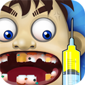 Monster Doctor - Kids Games App iTunes Google Play Amazon App Icon Logo By George CL - FreeApps.ws