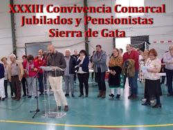 XXXIII CONVIVENCIA PENSIONISTAS Y JUBILADOS