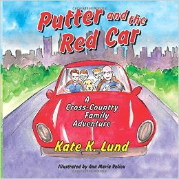Putter and the Red Car