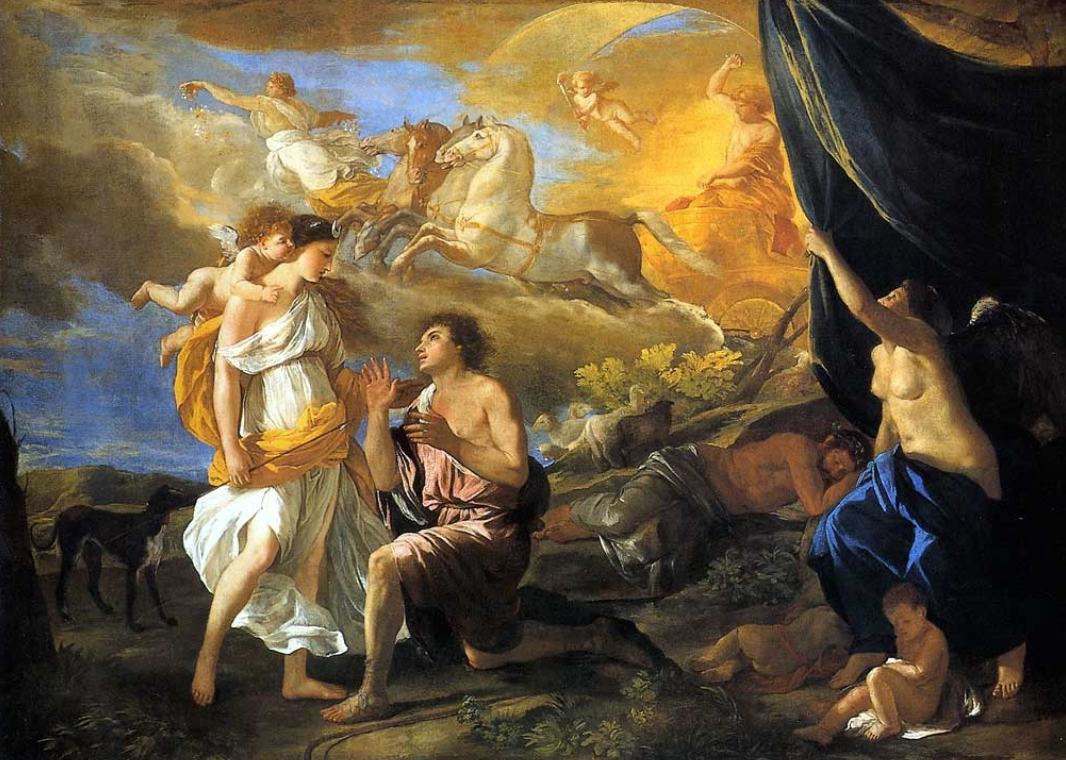 an overview of the myth of hephaestus in greek mythology
