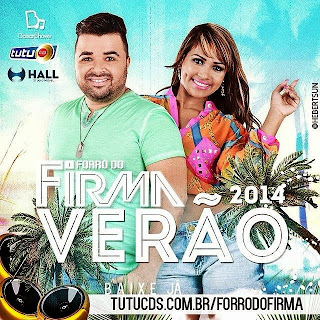 Forró do Firma - Promocional - CD Verão - 2014