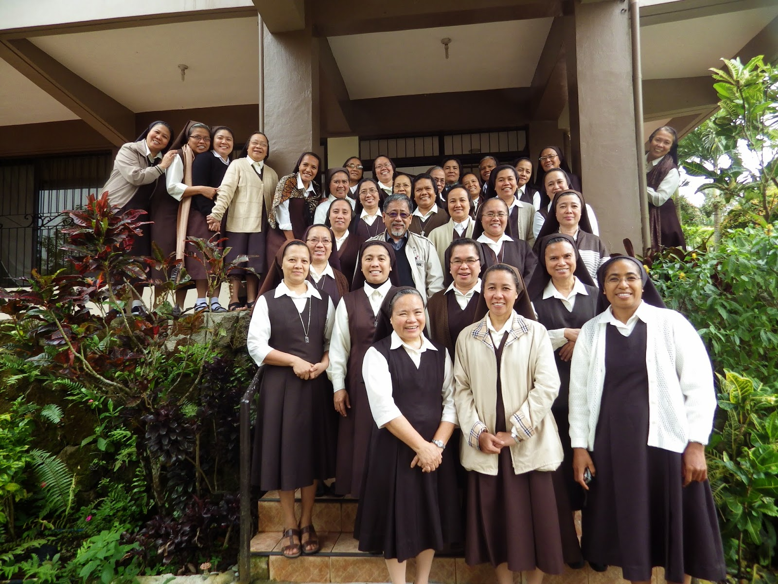 chapter 1 tagaytay city institute Summary of statistics  1 communities, works, members diocese  of parañaque institute of sisters of the angels,  san jose 4120 tagaytay city.