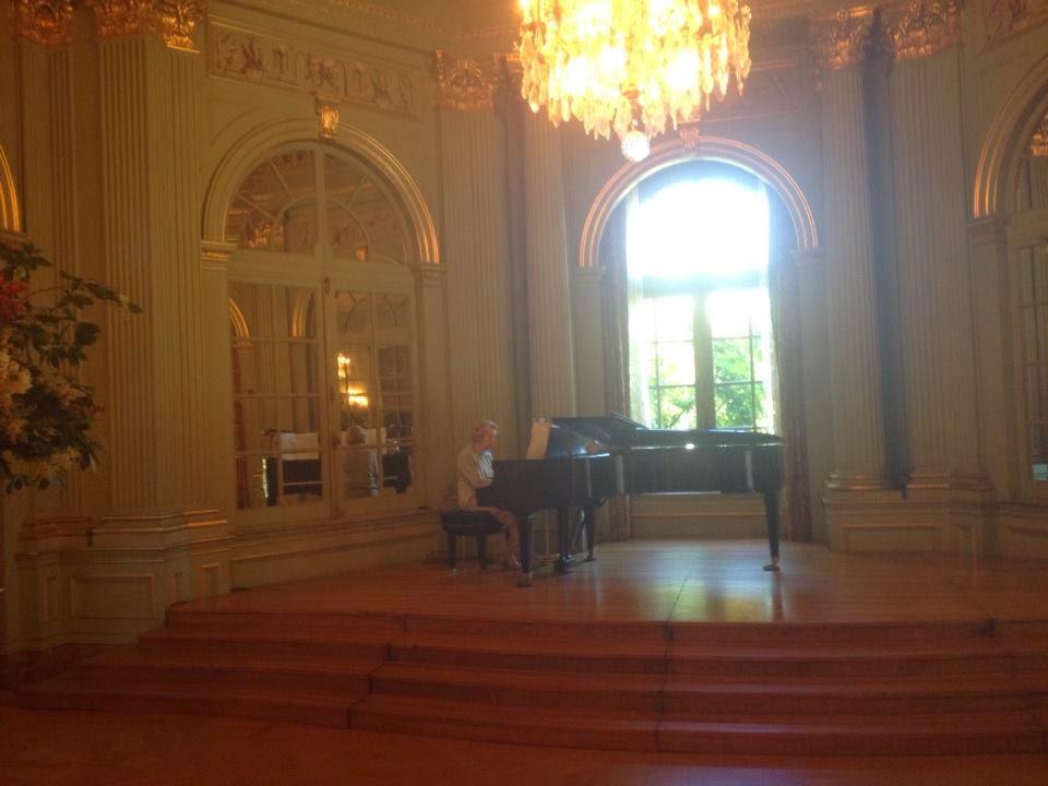 Filoli ballroom