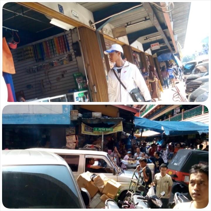 Pasar asemka pusat souvenir