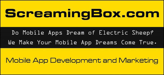 Experienced Technology Executives Launch ScreamingBox Mobile and Web Development and Marketing Company, to Address the Need for Development with Marketing Integration.