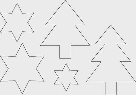decoracao de Natal com canudinho