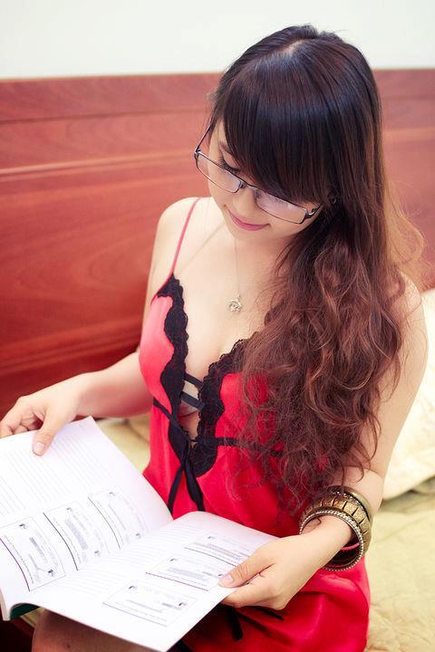 19 Ảnh gái xinh trên Facebook cực ngon